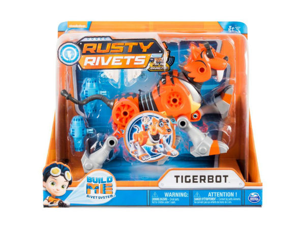 Rusty Rivets Tigerbot