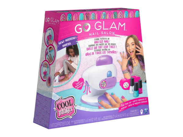 Cool Maker Go Glam Deluxe Kynsistudio